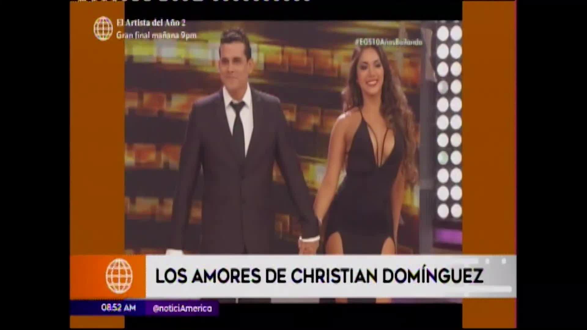 Los amores de Christian Domínguez tras separación con Isabel Acevedo