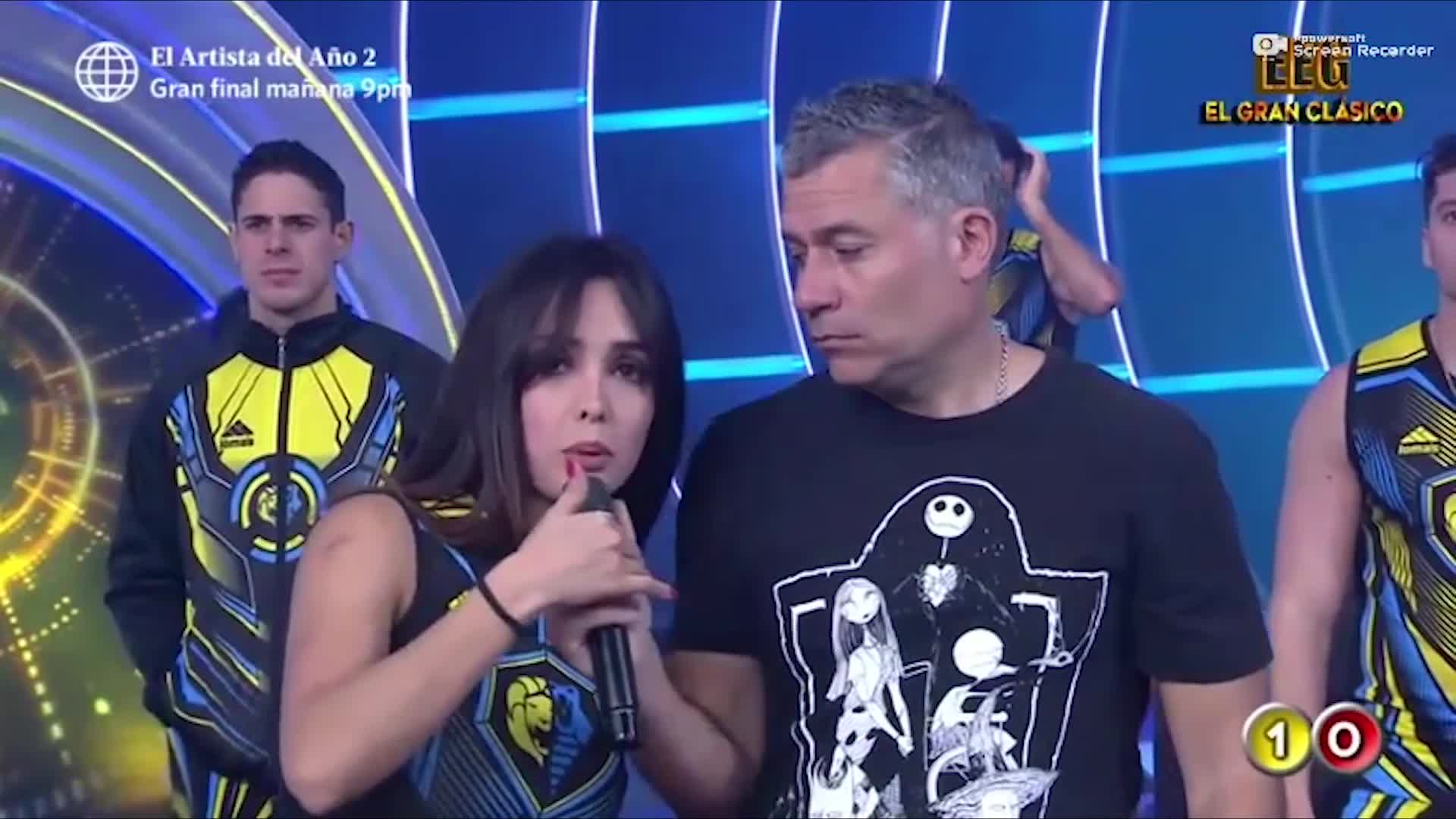 EEG: suspenden a guerrera Rosángela Espinoza por esta razón