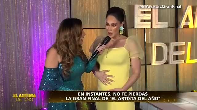 """Melissa Loza reaparece en televisión para ser jurado de """"El artista del año"""""""