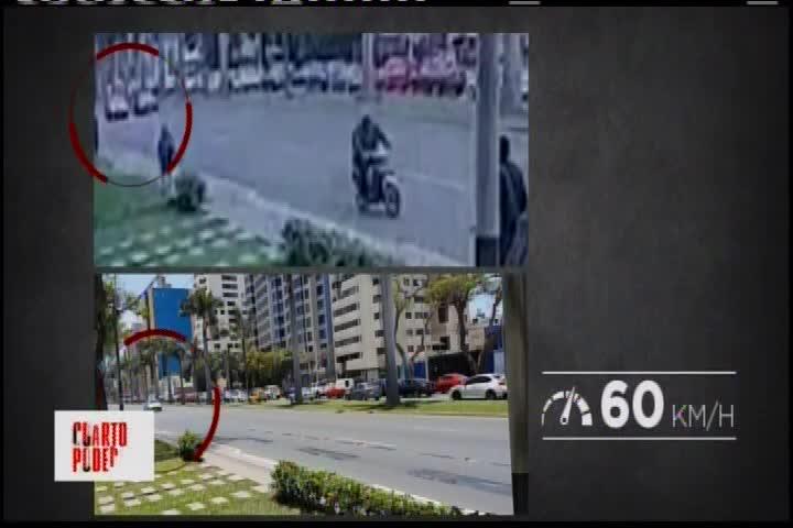 San Isidro: nuevos ángulos del accidente darían giro completo al caso