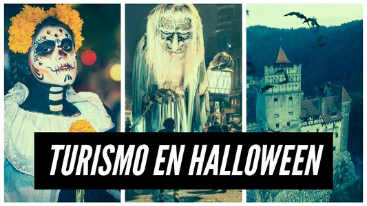 Los 5 mejores lugares del mundo para celebrar Halloween