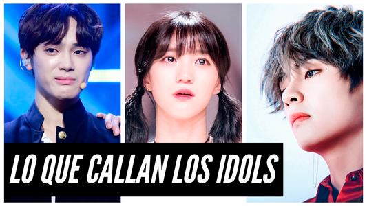 Lo que callan los Idols del K-pop