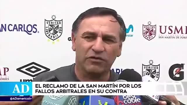 San Martín sueña con salvarse del descenso