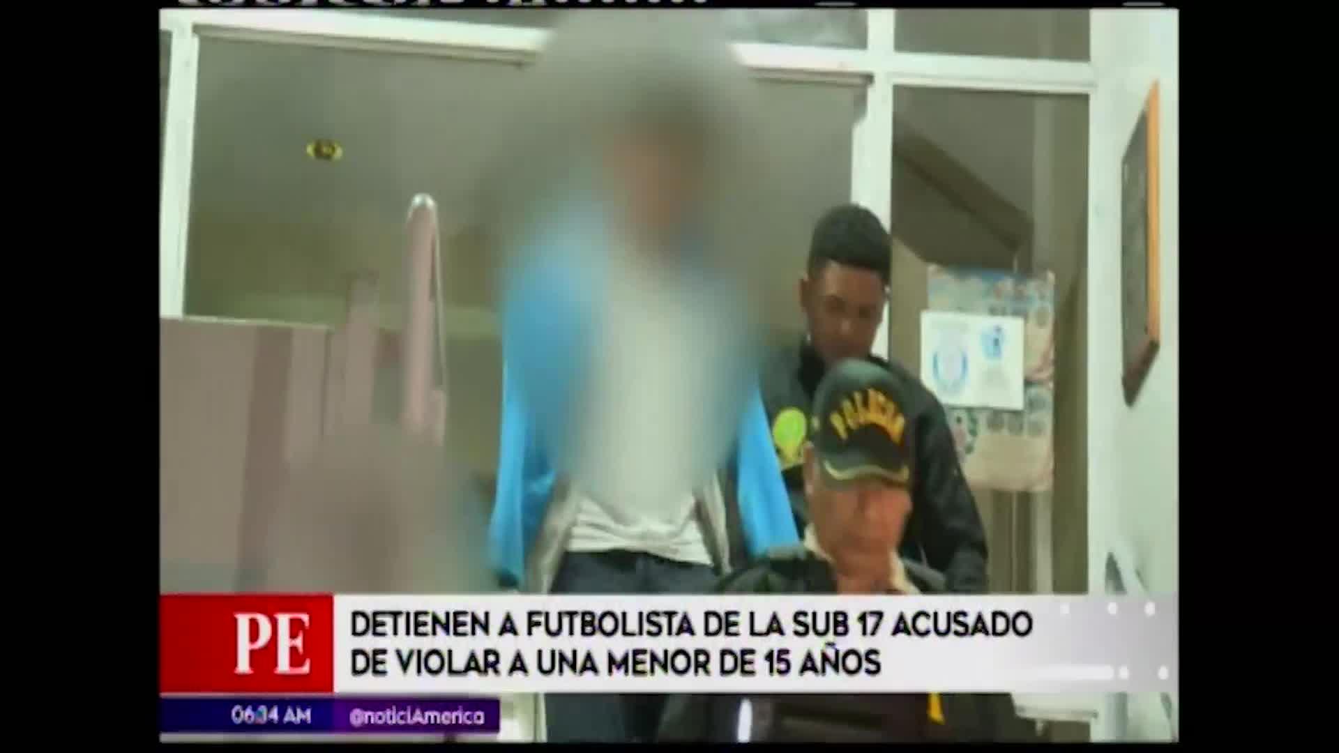 Pueblo Libre: futbolista de la sub17 es acusado de violar a menor de 15 años