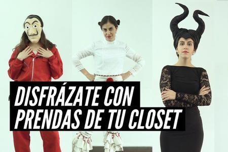 Cinco looks para Halloween con ropa de tu closet
