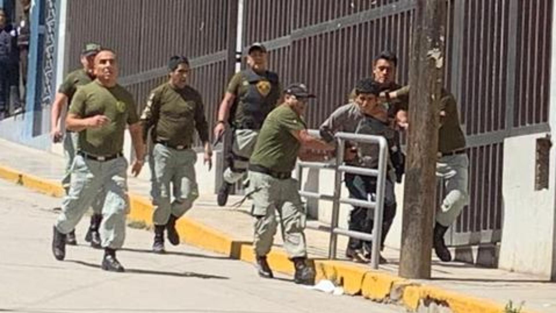 Preso por tentativa de feminicidio escapó de penal pero fue recapturado por el INPE | VIDEO