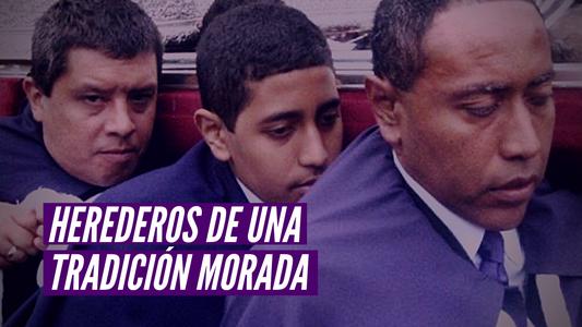 Señor de los Milagros: conoce a la familia que carga al Cristo Moreno desde hace cuatro generaciones