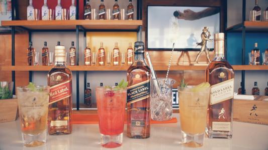 Aprende a preparar tres tipos de cóctel con whisky