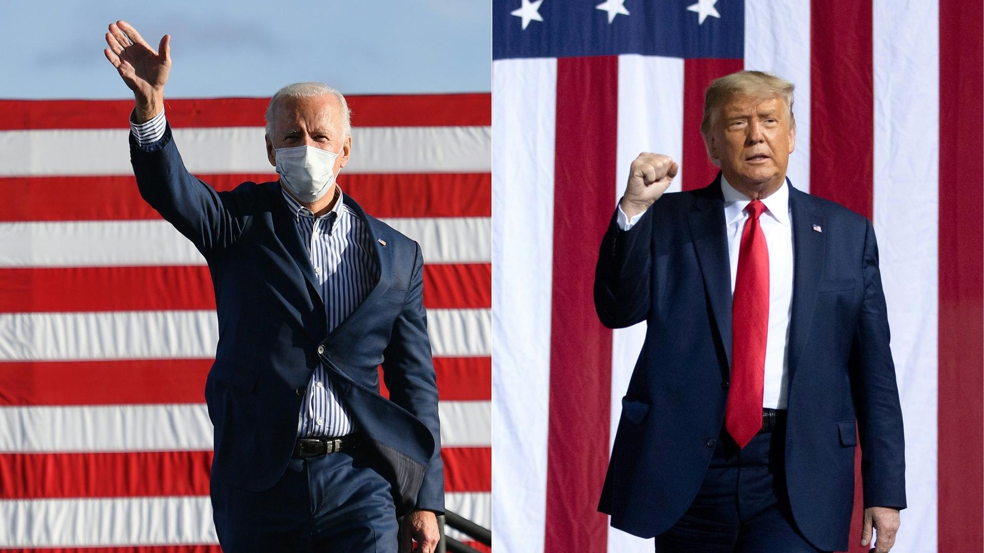 Donald Trump vs. Joe Biden: ¿Cómo va el voto a voto en EE.UU?