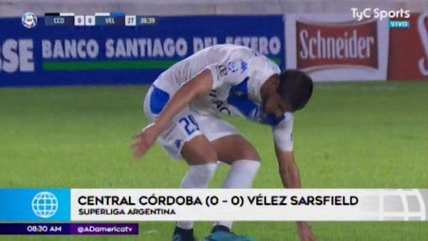 Luis Abram destaca en empate de Vélez Sarsfield