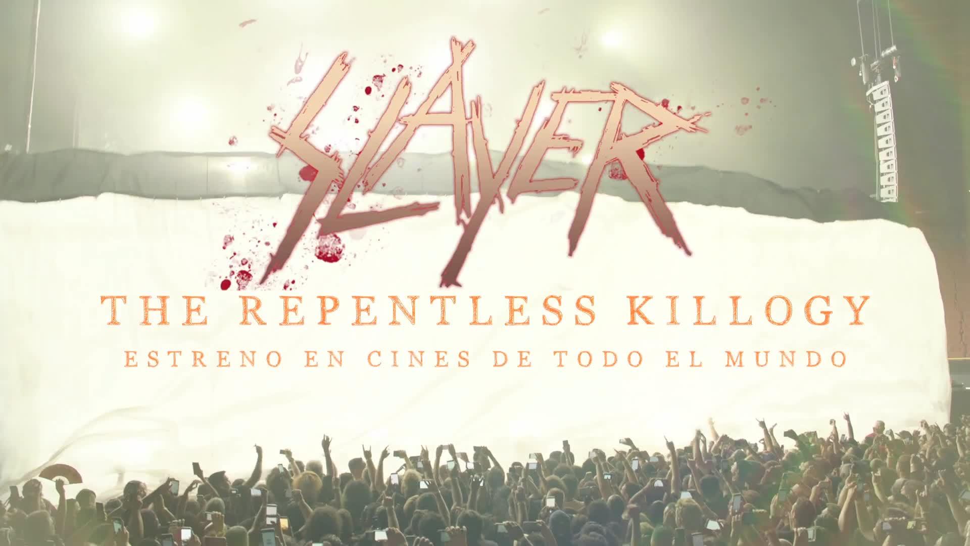 "¡No te puedes perder el tráiler ""Slayer: The Repentless Killogy""!"