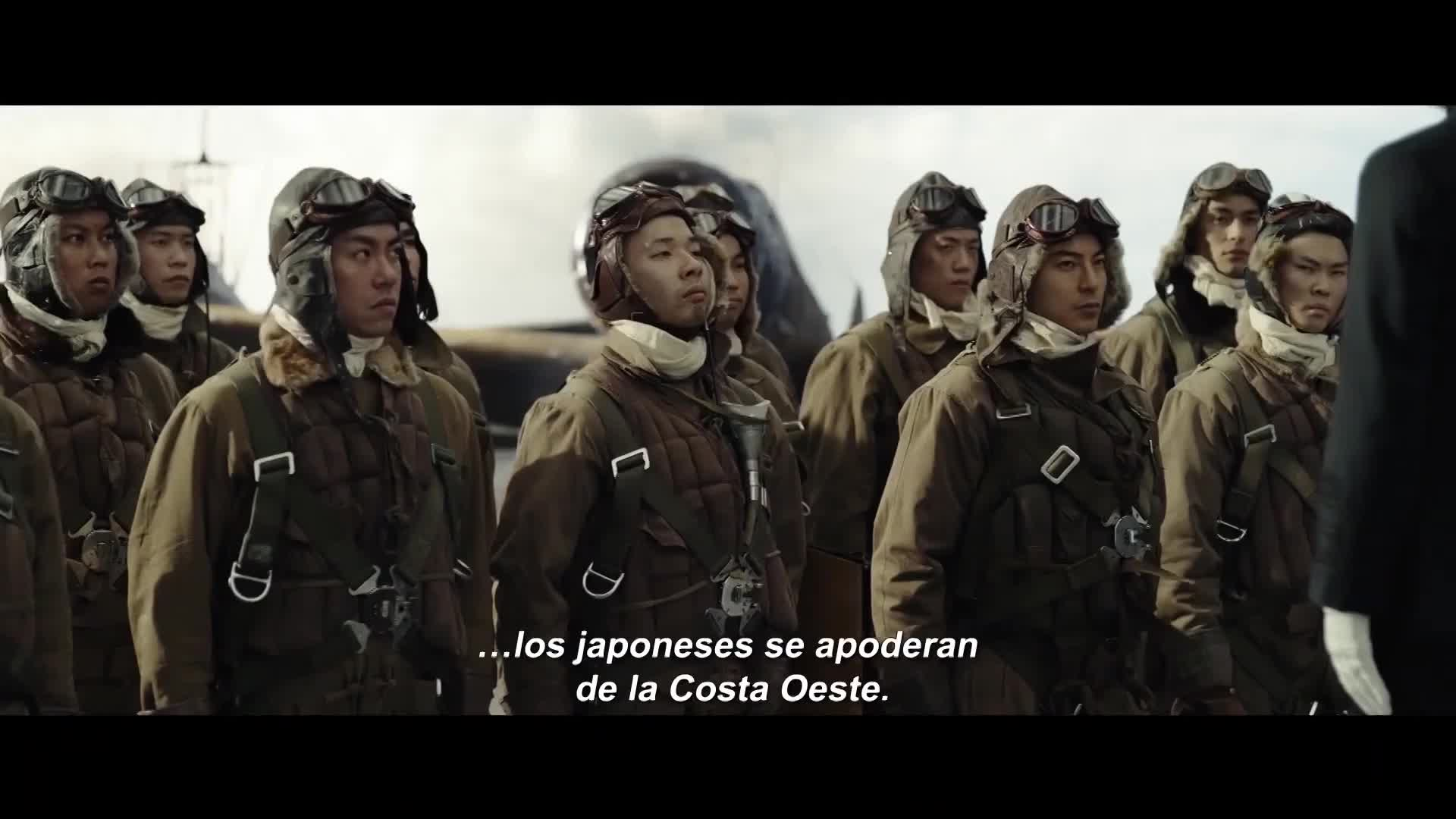 """¡Mira aquí el tráiler de la película """"Midway: ataque en altamar""""!"""
