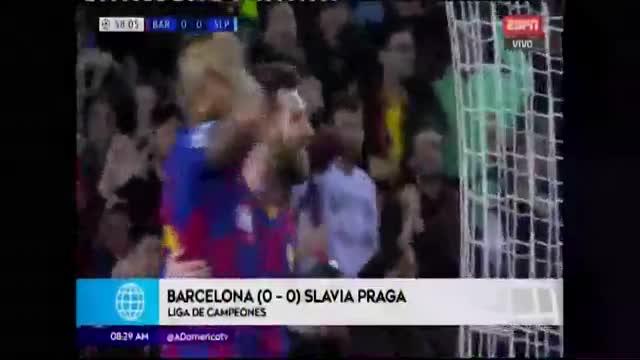 Repasa los goles de la Liga de Campeones de Europa