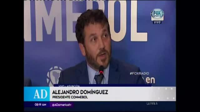 Crónica de definición de final de Copa Libertadores