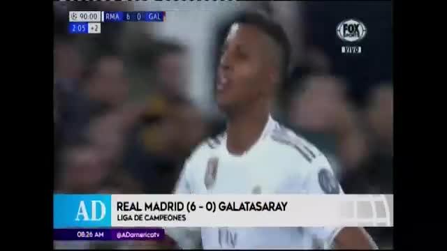 Revive los goles del Real Madrid en la Liga de Campeones