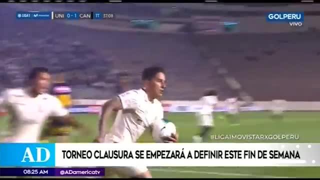 Torneo Clausura: conoce los enfrentamientos de la fecha 15