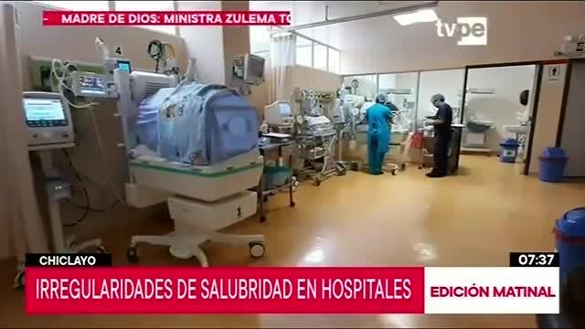 Lambayeque: hospitales dejaron de realizar operaciones a 5 mil pacientes por falta de equipos médicos