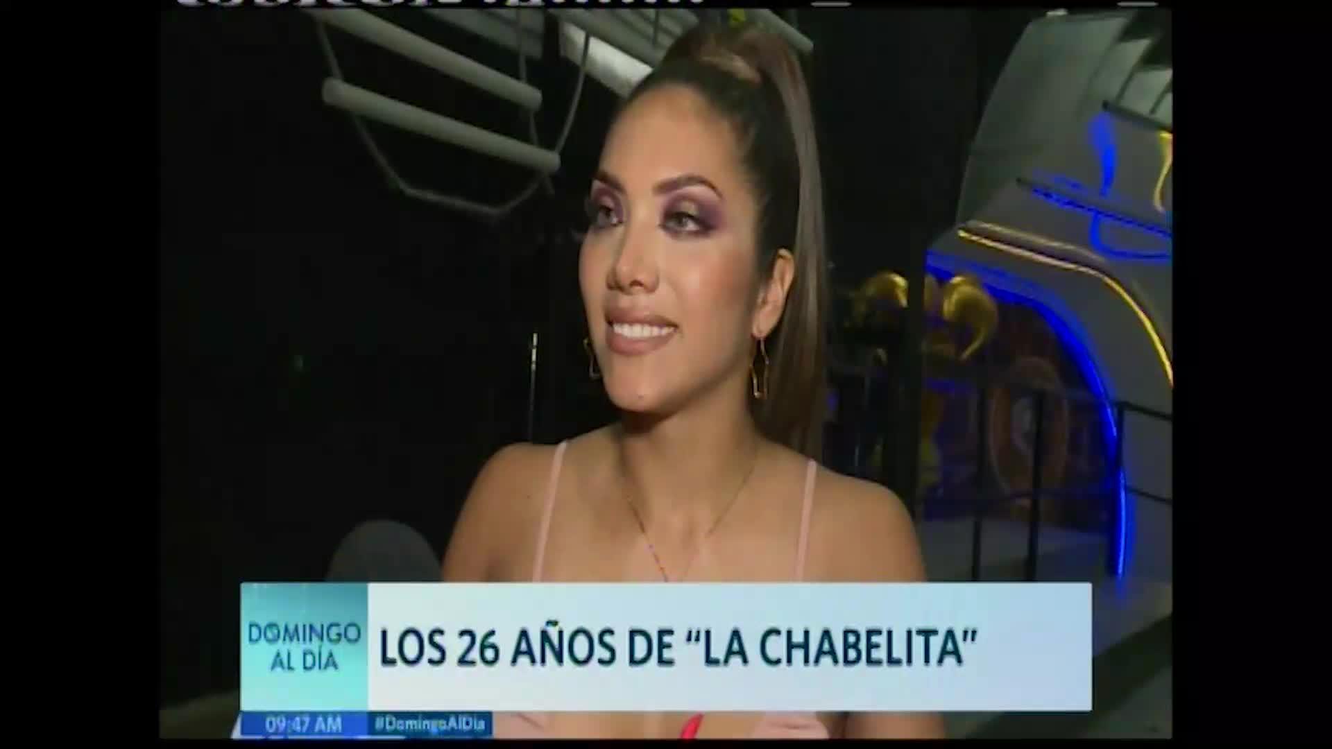 'Chabelita' revela detalles acerca de nueva agrupación femenina