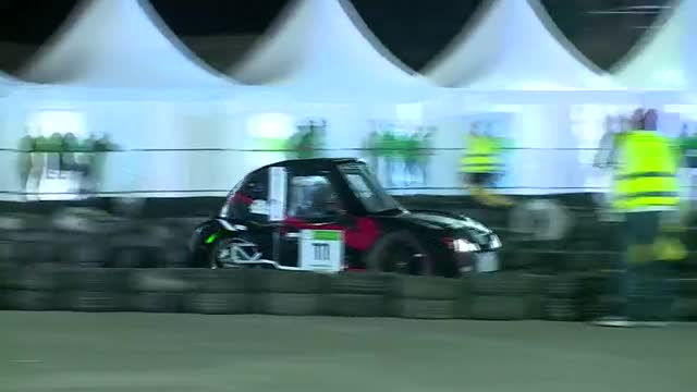 Así se vivió el Rally de Vehículos Eléctricos (EVER) Egipto 2019