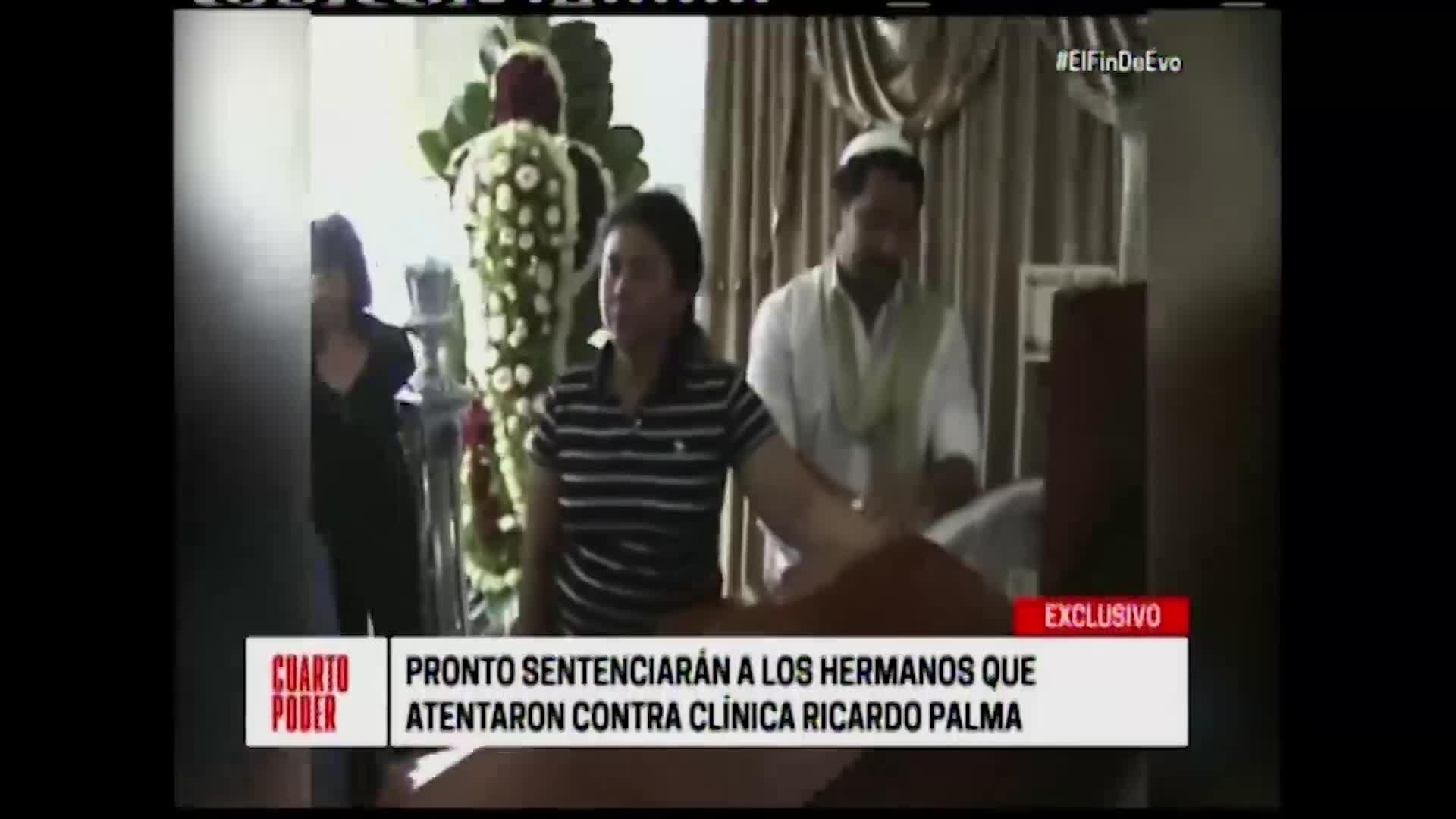 San Isidro: imágenes exclusivas de los hermanos que atentaron contra la clínica Ricardo Palma