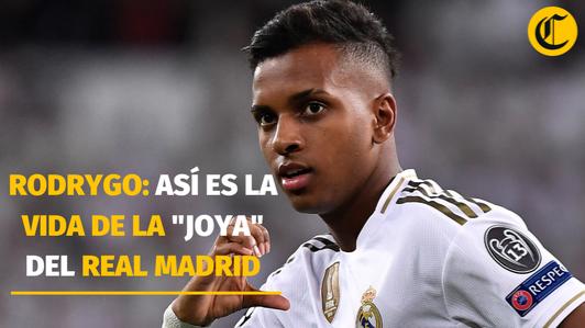Rodrygo: el nuevo crack del Real Madrid