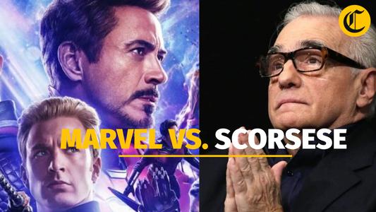 Martin Scorsese vs. Marvel: ¿por qué al director no le gustan las películas de superhéroes?