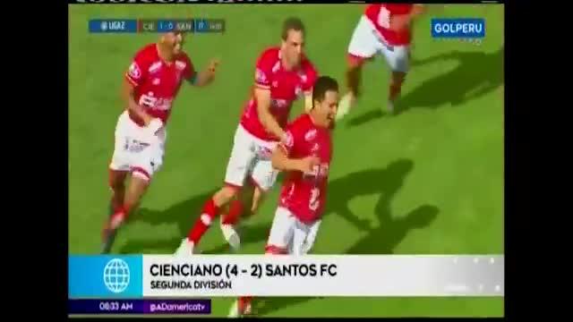 Cienciano festeja por todo lo alto en la Liga 2