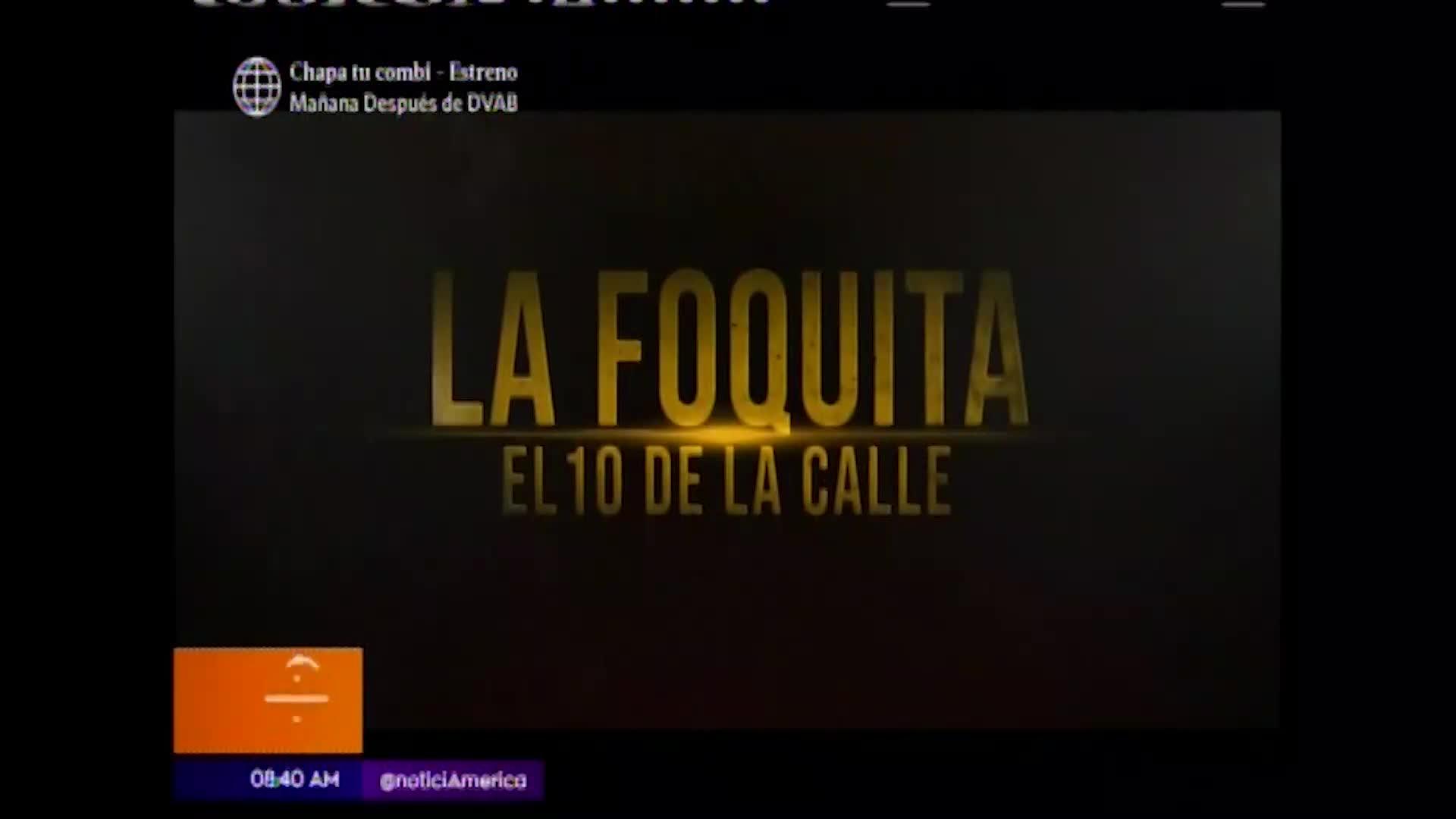 """¡Mira aquí el tráiler oficial de la película peruana """"La Foquita: El 10 de la calle!"""