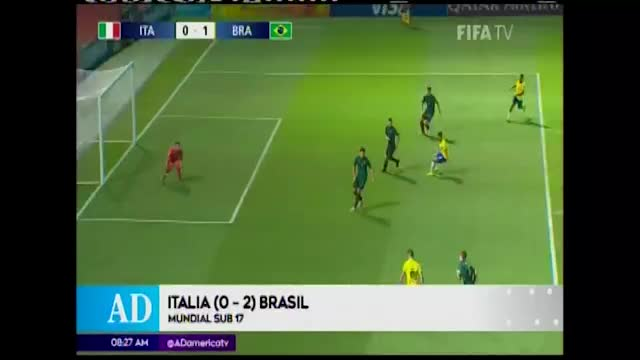 Mundial Sub 17: Brasil y Francia disputarán semifinal