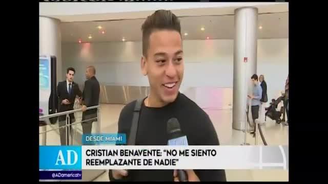 Selección peruana: Benavente calificó de  anecdótico la ausencia de Christian Cueva