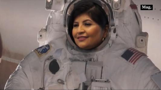 Aracely Quispe, la ingeniera peruana que nació en un pueblo sin electricidad y ahora trabaja en la NASA