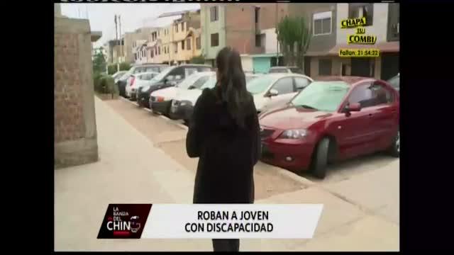 San Luis: delincuentes roban implante auditivo a joven con discapacidad cuando salía a dejar la basura