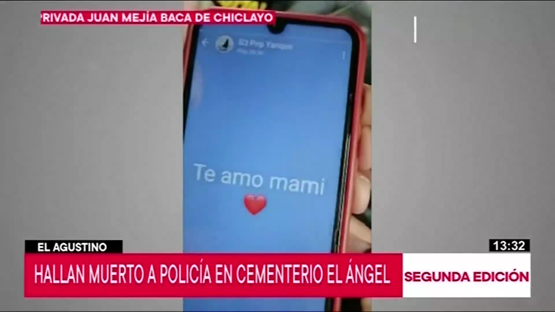 El Agustino: policía es hallado muerto en Cementerio El Ángel
