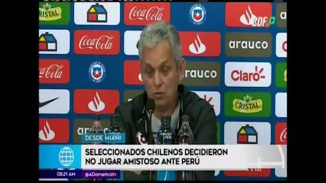 Reinaldo Rueda evalúa renunciar al cargo de seleccionador chileno