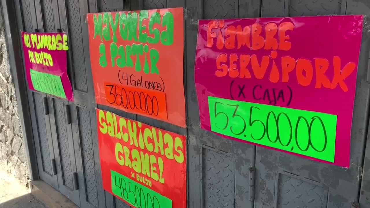 El salario mínimo de Venezuela solo alcanza para el 2% de la comida necesaria