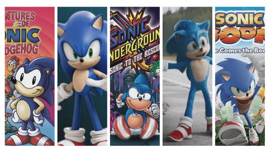 Sonic: Todas las adaptaciones del popular erizo de Sega a la televisión y el cine
