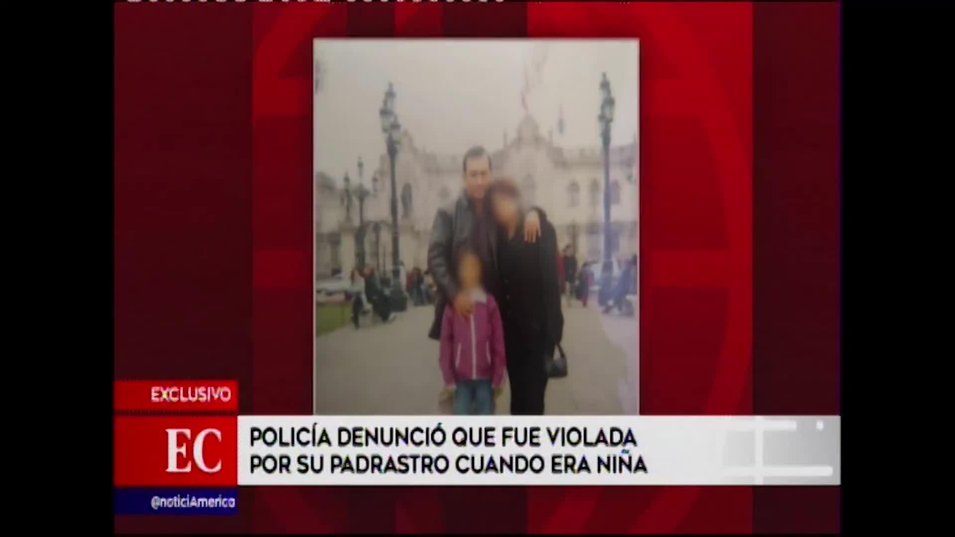 Mujer denuncia haber sido abusada por su padrastro cuando era una niña