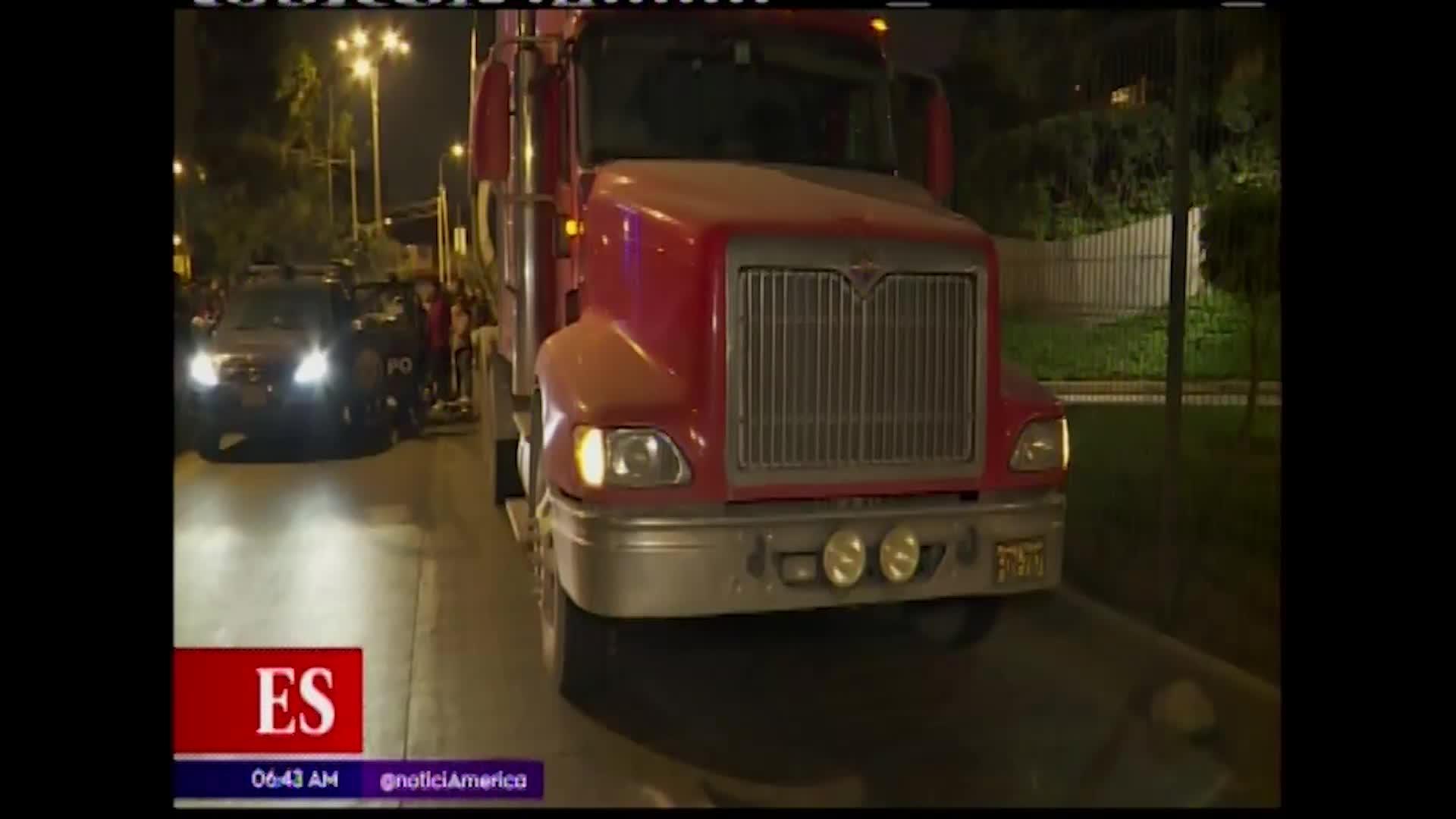 San Juan de Miraflores: ciclista muere tras ser arrollado por camión