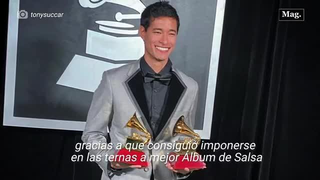 ¿Quien es Tony Succar, el peruano ganador de dos Latin Grammy?