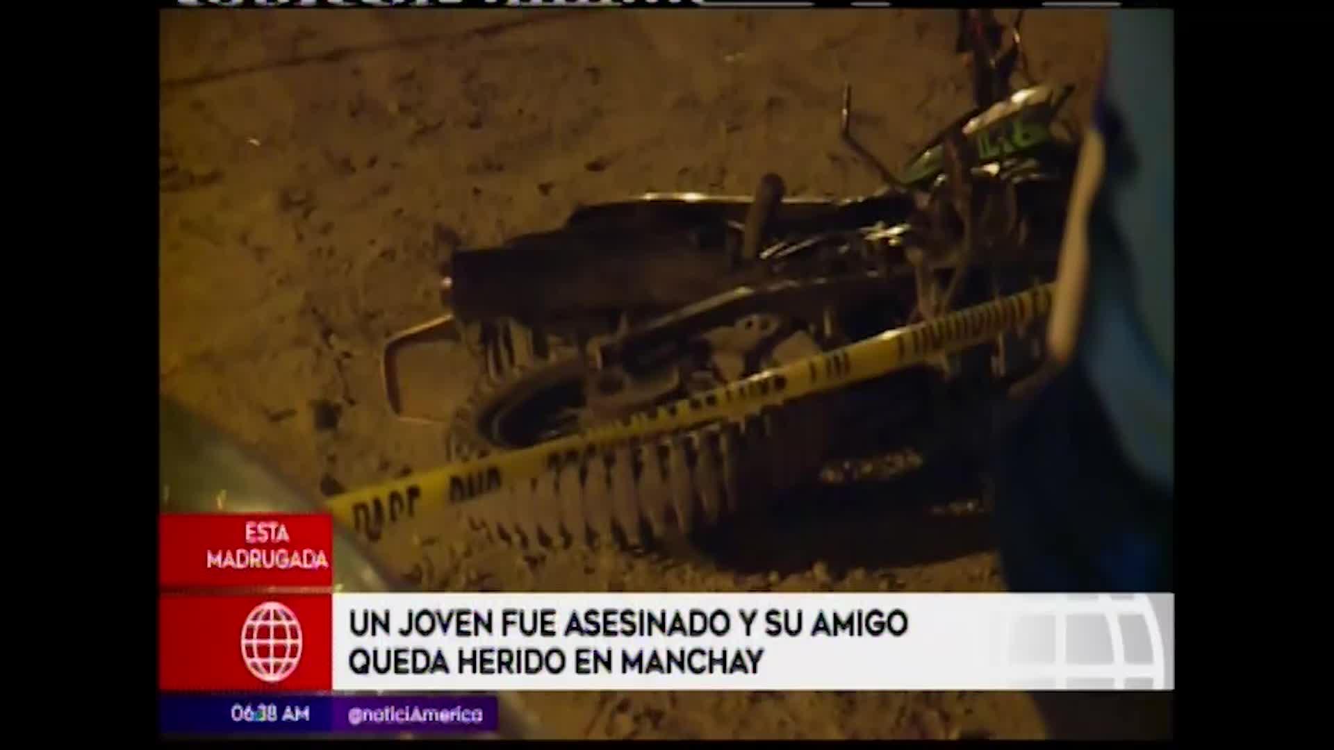Manchay: joven fue asesinado a balazos por presunto ajuste de cuentas