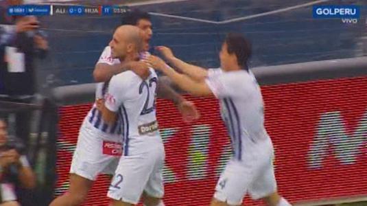 Alianza Lima vs. Sport Huancayo EN VIVO: la sutil definición de Federico Rodríguez y el primer gol de los íntimos | VIDEO - El Comercio - Perú
