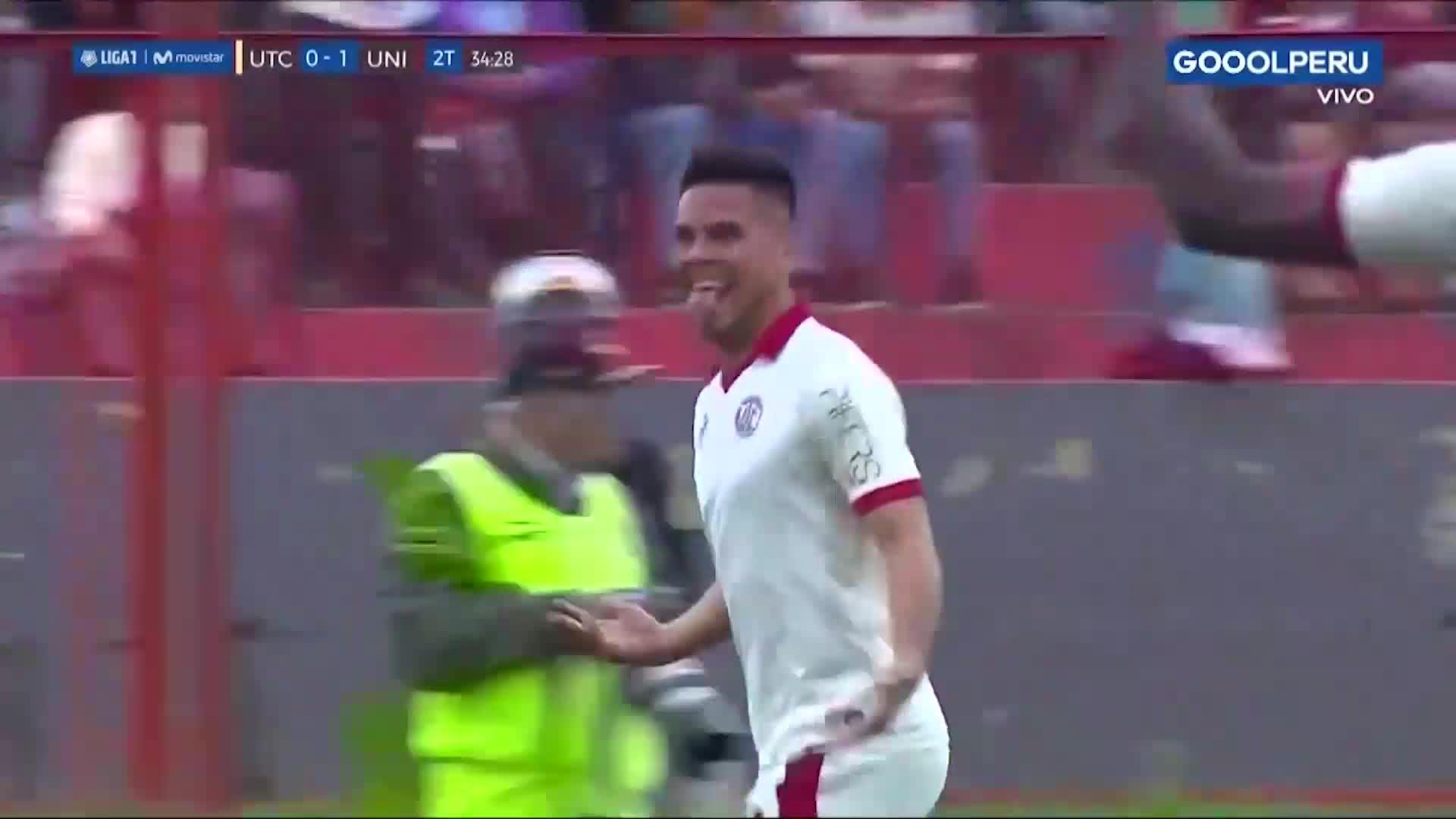 Universitario vs. UTC: Janio Pósito decretó el 1-1 en Cajamarca [VIDEO] - Diario Perú21