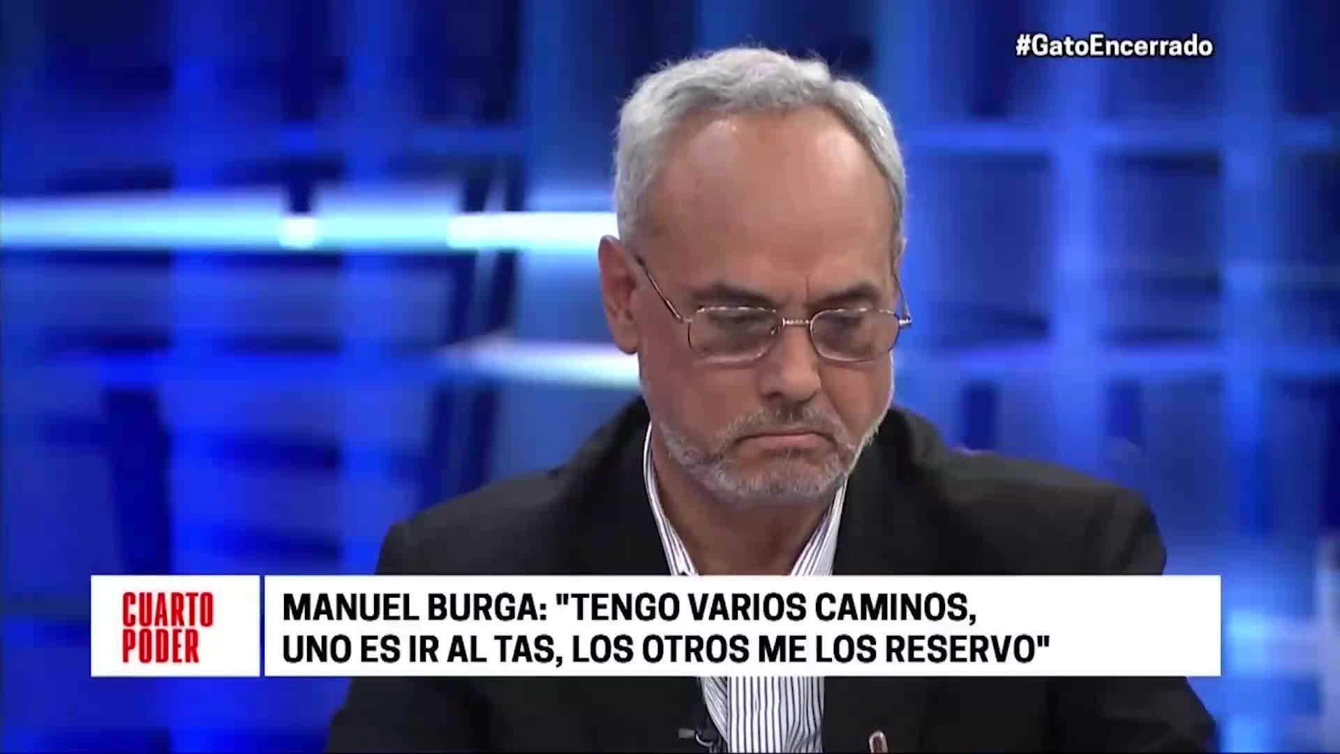 Manuel Burga evalúa acudir al TAS tras fallo de la FIFA