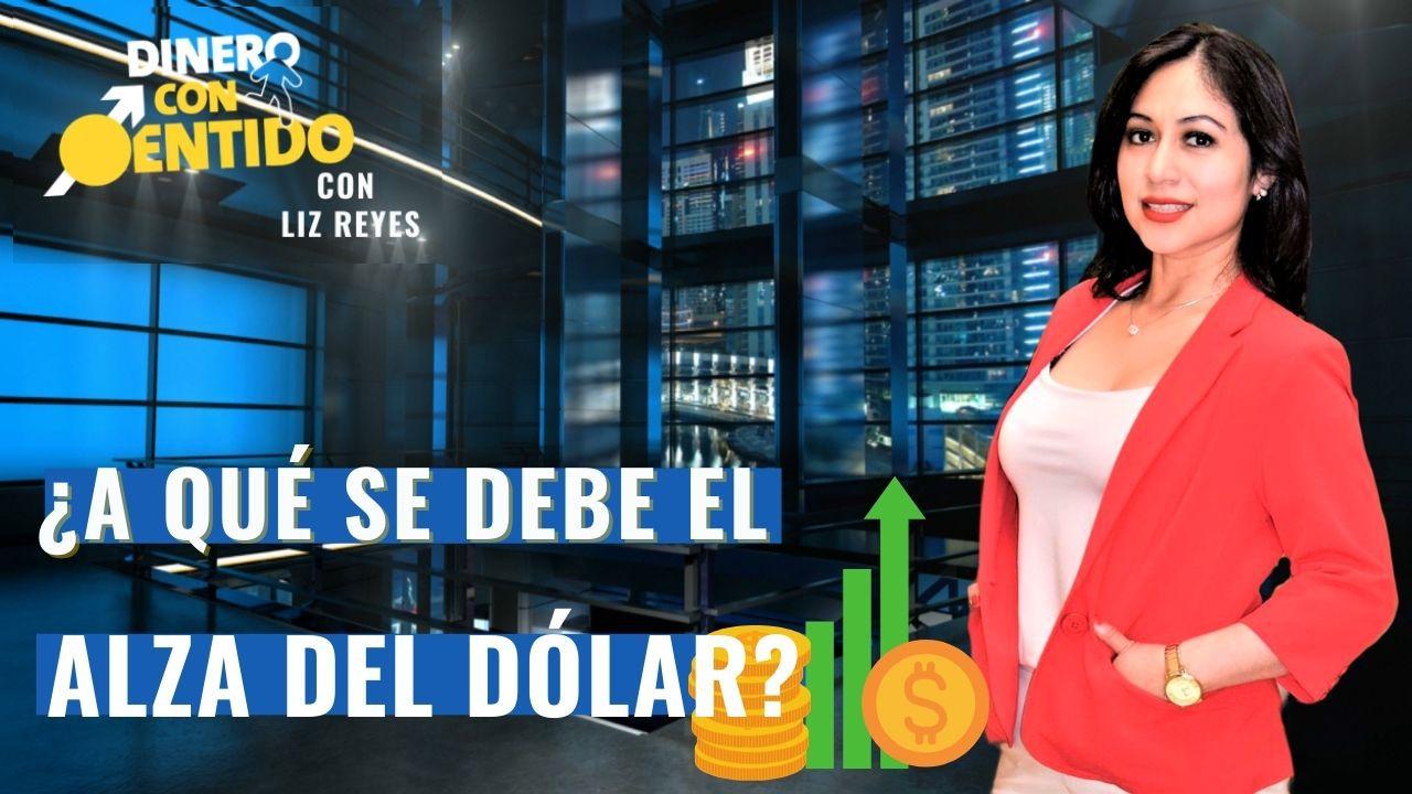 ¿A qué se debe el alza del precio del dólar?