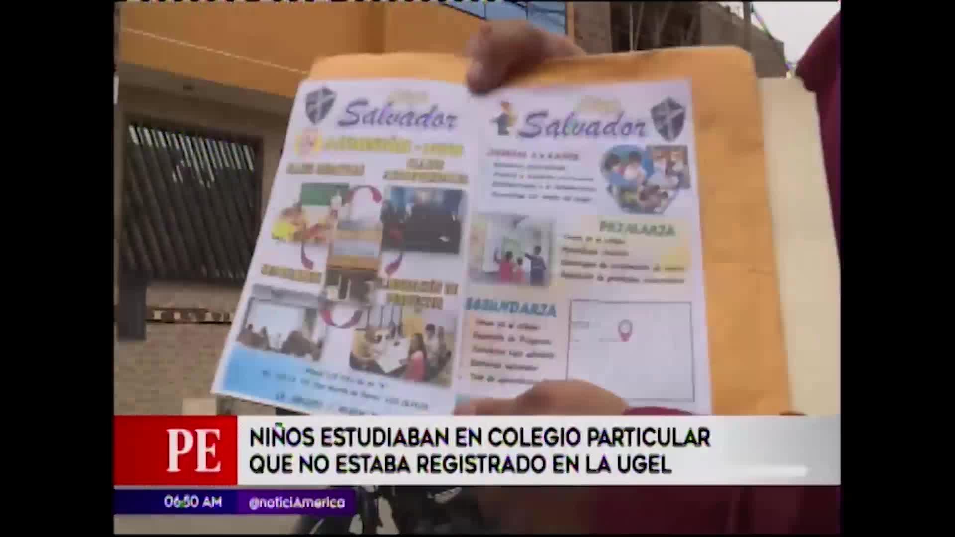 Los Olivos: padre de familia denuncia a colegio por no tener licencia