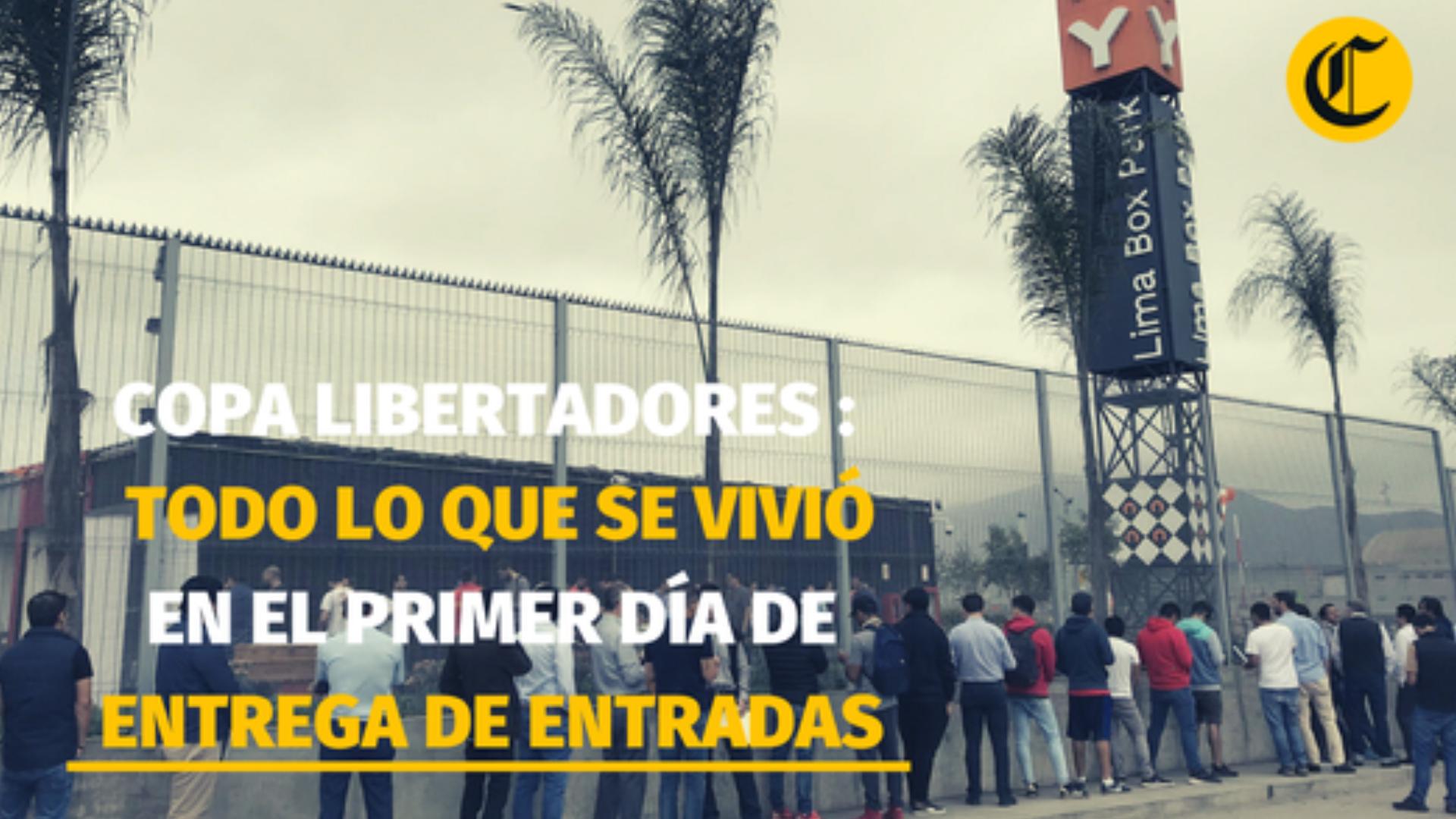 Copa Libertadores 2019: reclamos, desconcierto y todo lo que se vivió en el primer día de entrega de entradas para Flamengo vs. River Plate