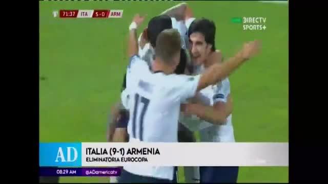 Revive los goles rumbo a la Eurocopa 2020