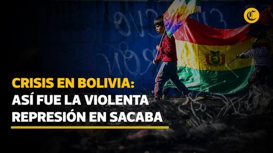 Crisis en Bolivia: Al menos nueve manifestantes fallecieron en enfrentamientos con las fuerzas de seguridad