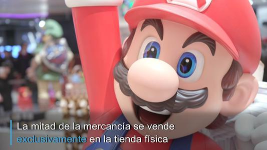 Inauguran primera tienda de Nintendo en Tokio