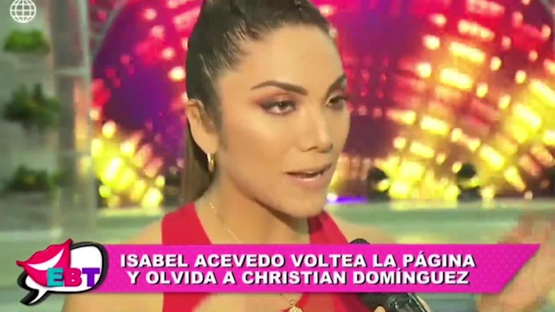 Christian Domínguez: ¿Qué hizo Isabel Acevedo con los regalos del cantante?